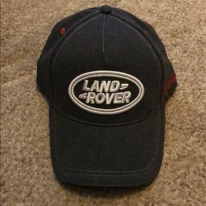 Embroidered Land Rover Baseball Cap Hat Adjustable